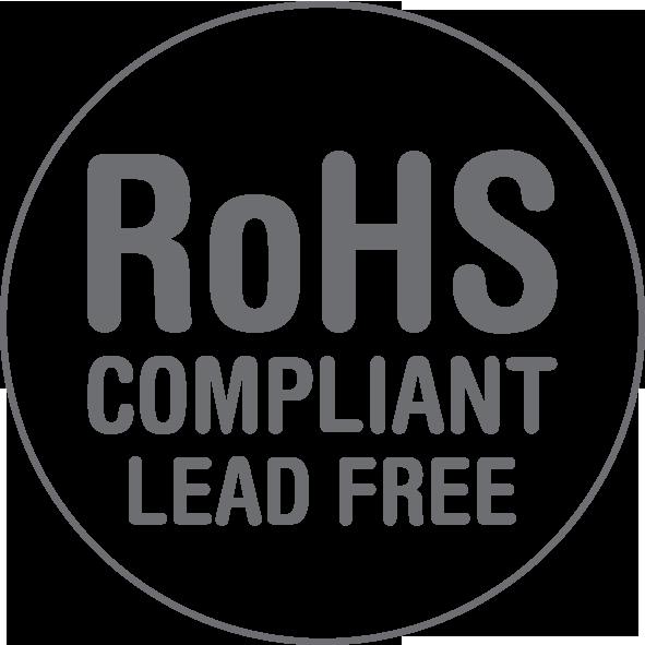 RoHS compliant lead free