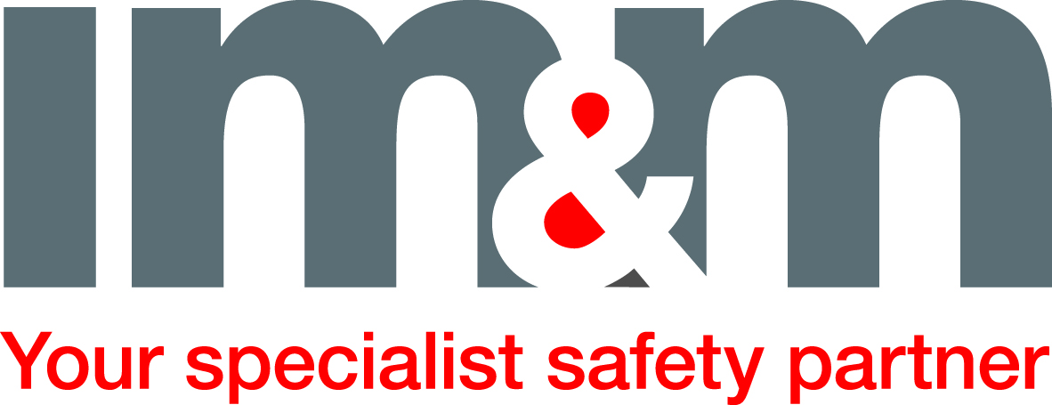 IM&M gas detection safety equipment specialists logo